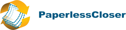 Paperless Closer Logo
