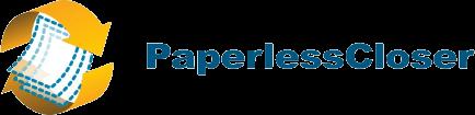 Paperless Closer Logo